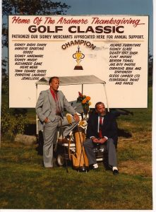 Ardmore Golf Course - thanksgiving golf classic