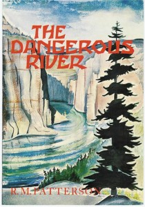 RedBinder TheDangerousRiverCover1