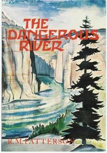 RedBinder TheDangerousRiverCover1