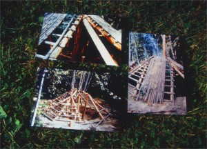 Pit House Collage