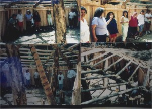 Pit House Collage 2
