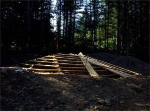 Pit House Construction